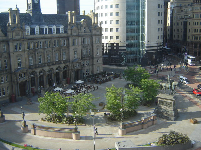Luxury Hotels In Leeds City Centre Square